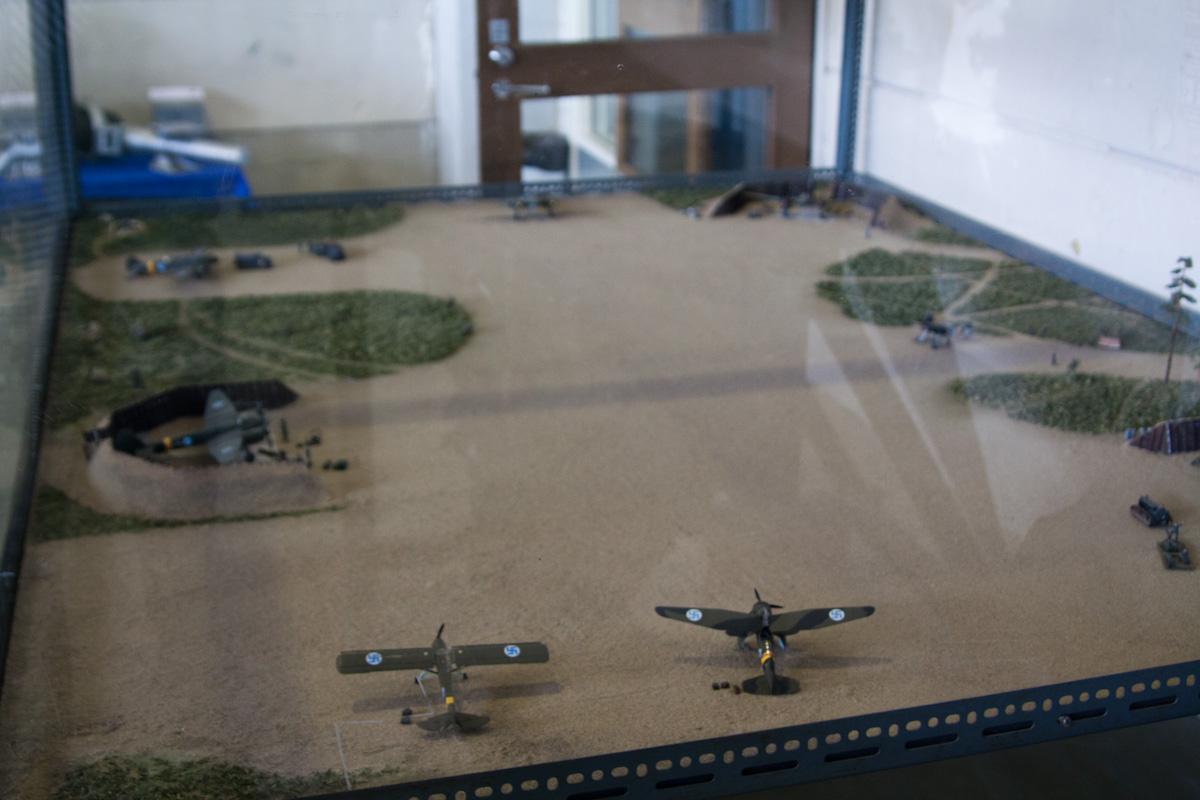 World of Warplanes, очень ранняя версия