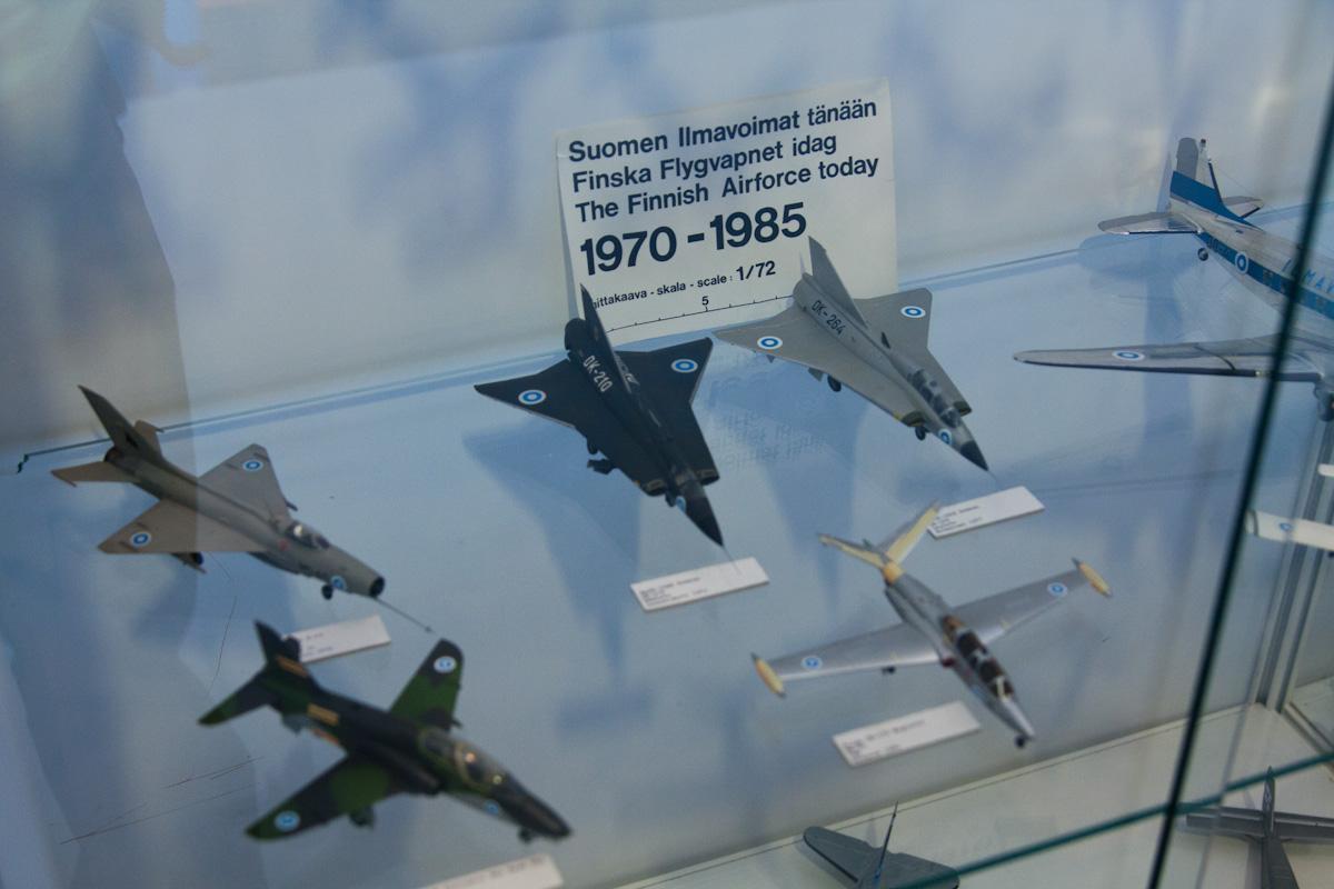 Современные финские ВВС