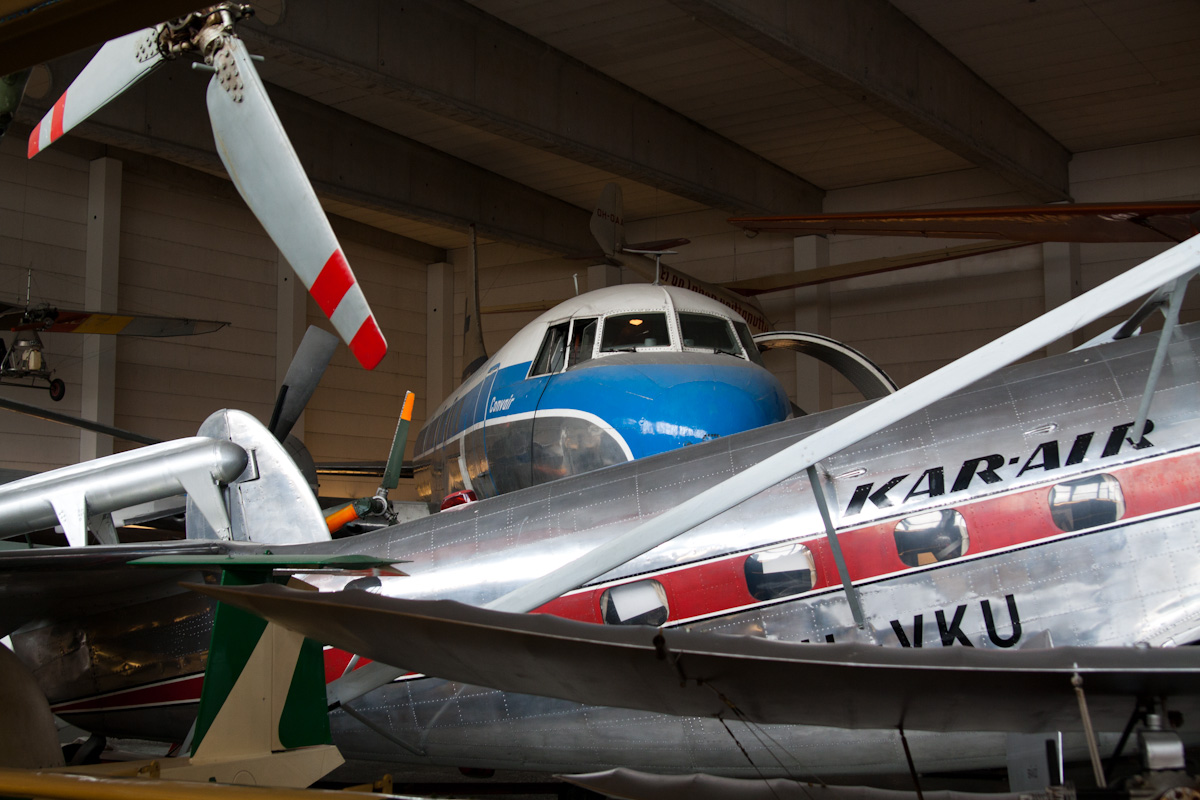 Зал гражданской авиации