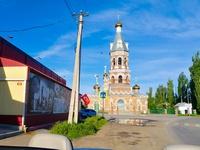 Церковь в Большой Мартыновке